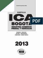 Cartilla ICA Bogota 2013