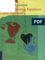 Soseki, Natsume - To the Spring Equinox and Beyond ( Perseus Books Group, 0804814902)