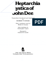 The Heptarchia Mystica of John Dee