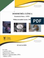 1ra Clase Dosimetria Clinica