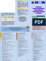 Procurement Flyer2018
