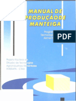 Manual de Producao de Manteiga