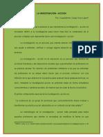 La investigacion - accion.doc