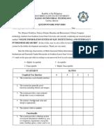 questionnaire user.docx