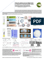 POLYELECTROLYTE COMPLEX OF SILK FIBROIN WITH ALGINATE AS THERAPEUTIC PROTEIN DELIVERY MODEL