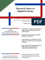 Research Topics on Digital Economy v.2.0.pdf
