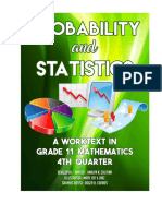 Probability and Statistics GR11_Worktext
