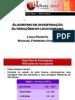 5 Algoritmo Diagnóstico Alterações Do Leucograma
