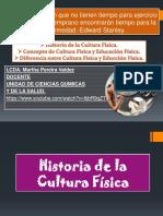 Primera Clases Cultura f
