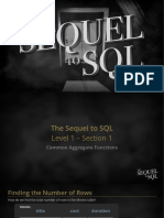 CodeSchool TheSequelToSQL Full Small