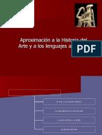 Tema 0. Aproximación a la Historia del Arte