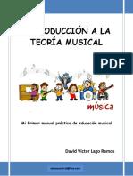 Introducción a La Teoría Musical