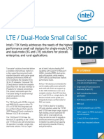 Transcede t3k Product Brief