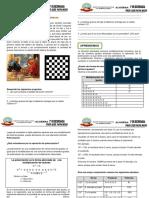 FICHA N°6 - ALGEBRA 14 - 06 - 17