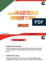 Sistema Electrico de Carga y Arranque
