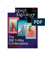 Interpret Astrology Three Way Combinations