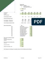 Hanwha 115kv Transmission Line Conceptual Design-template No.1