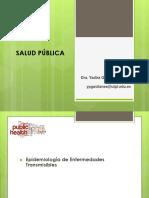 Epidemiología de Enfermedades Transmisibles (1)
