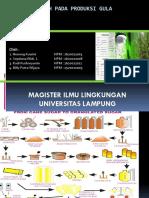 Alur Proses Produksi Gula (Perbaikan)