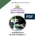 Fundamentos de La Fe Cristiana 2