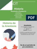 Historia de La Odontolgía