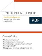 05 Iipm Nota Entrepreneurship