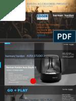 JBL & Harman Kardon Product Info - Oct,17(1)