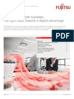 Fujitsu Whitepaper SAPHANA FINAL English