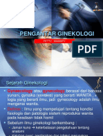 Pengantar Ginekologi Mia