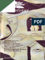 2011- Papalotzi 22- Monólogo de un mitómano