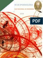 3er Informe de Epidemiologia