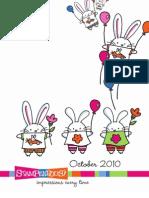 October 2010 Catalog