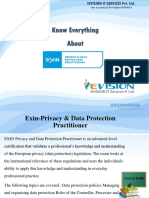 EXIN Data Privacy practitioner Online Course & Certification