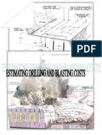 Estimating and Blastiing Costs