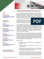 Counterpoint Research - Bangladesh Handset Market Q3 2016