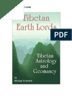 Tibetan Earth Lords