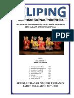 Tari Tradisional Indonesia