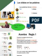 REGLAS DE ACENTUACIÓN DEL ESPAÑOL