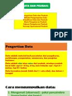 3. Data Dan Peubah