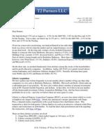 T2 Partners Aug 2010 Letter