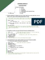Assignment Mod 10