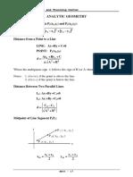 Analytic Geometry(1)