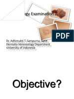 Morfologi Dlm Dermatologi - Part 1