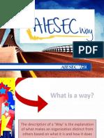 2. AIESEC WAY.pptx