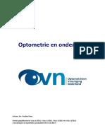 Optometrie en Onderzoek