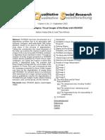 Body Representation and Estigma for PLHIV