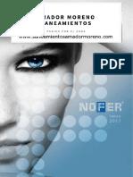 Tarifa Nofer 2017