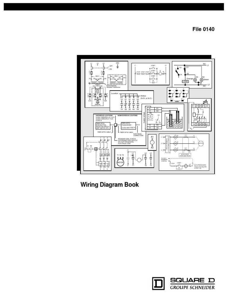 Schneider Wiring Diagram Book