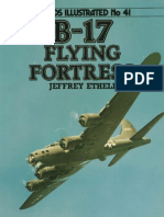 Warbirds Illustrated 041 B-17 Flying Fortress