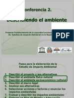 02 Descripcion Del Ambiente